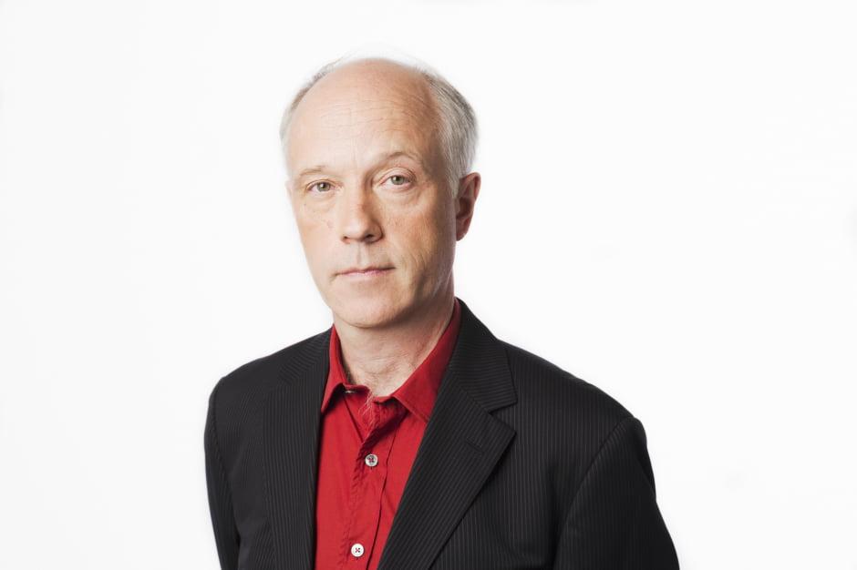 Nils Horner foto: Mattias Ahlm/Sveriges Radio