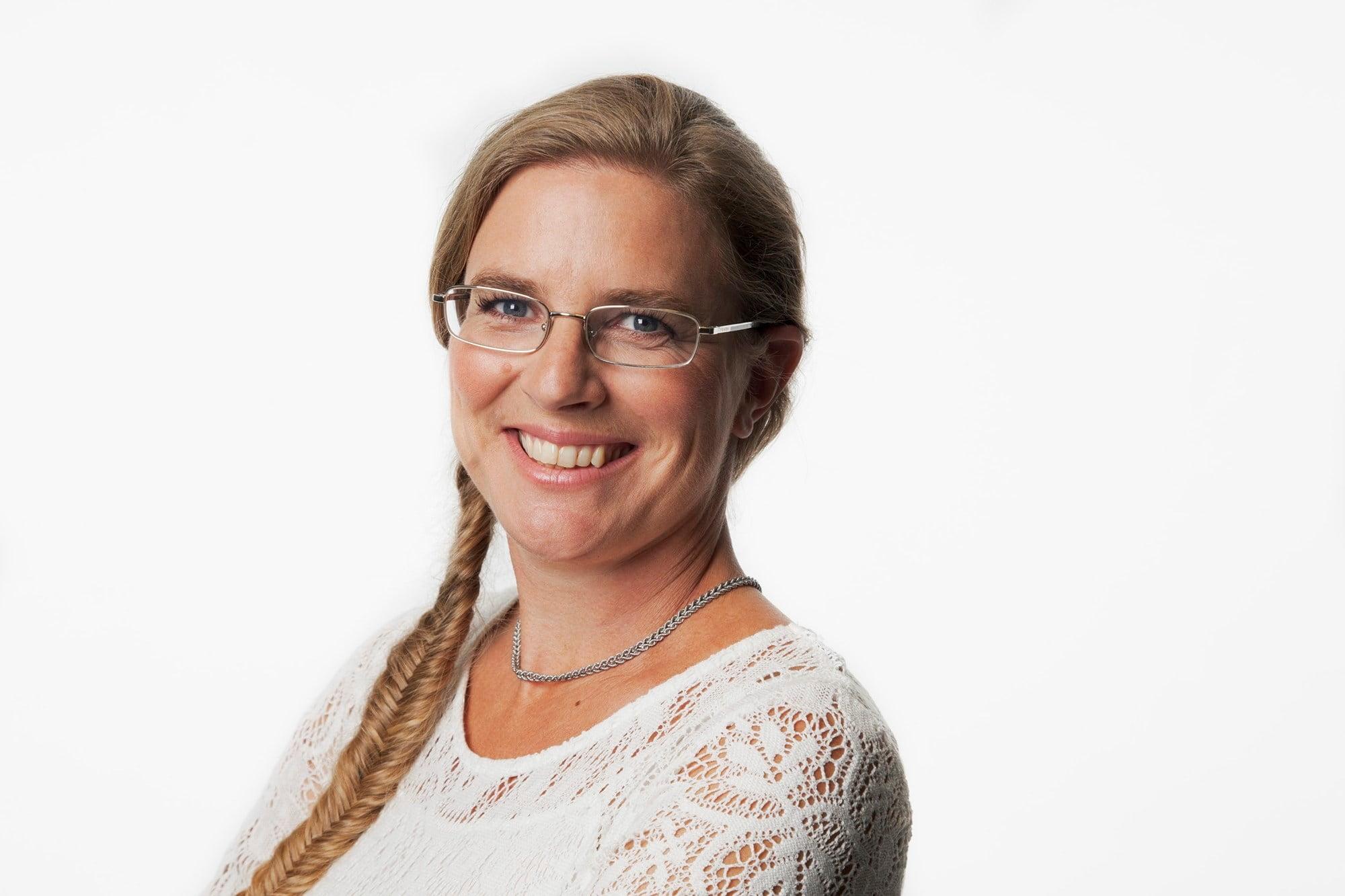 Pernilla Eskilsdotter. foto: Mattias Ahlm/Sveriges Radio